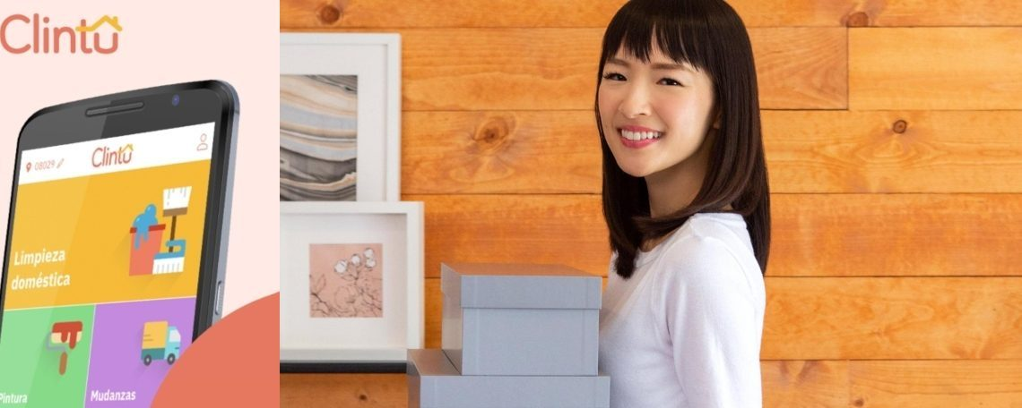 Limpieza del hogar por Marie Kondo y consejos de limpieza