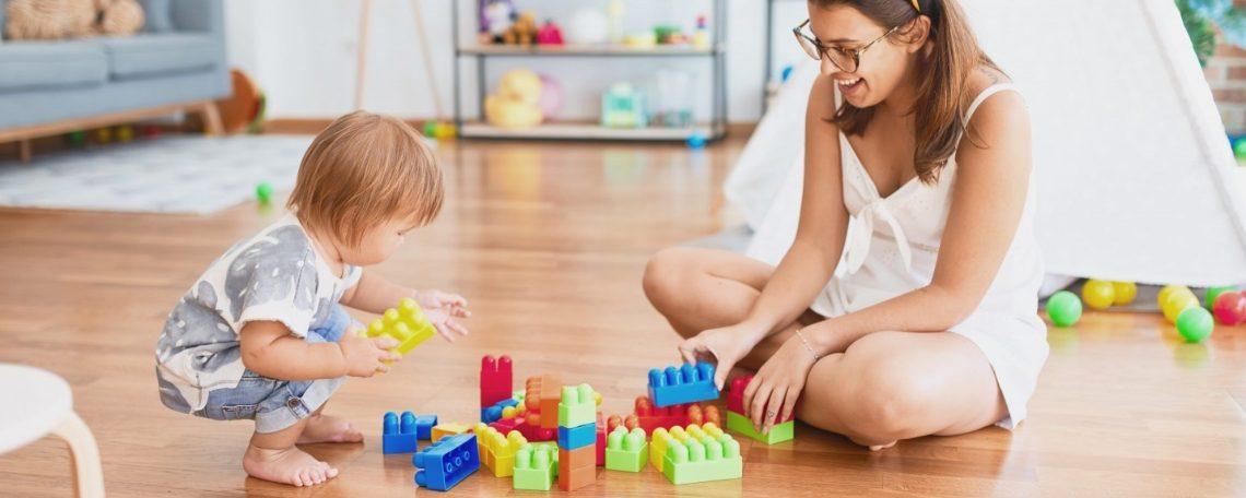 Cómo mantener la casa limpia con niños