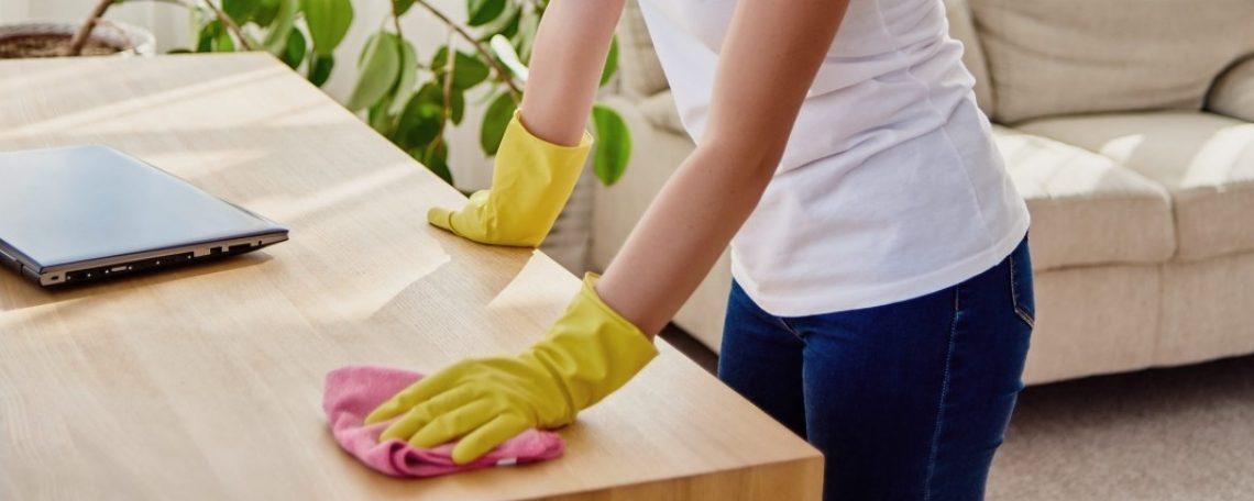 Ideas para limpiar la cocina